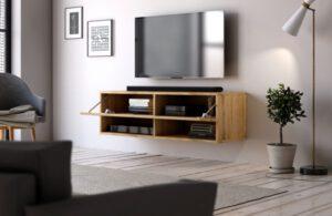 tv meubel hangend